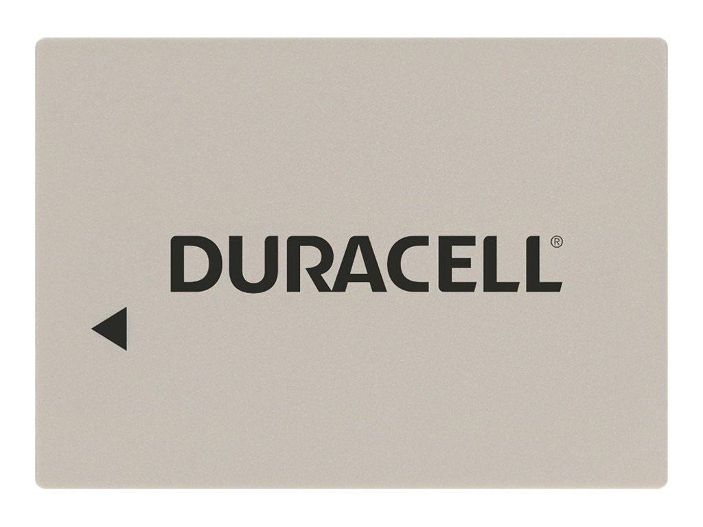 Duracell DRC10L - Batterie - Li-Ion - 820 mAh - für Canon PowerShot G1 X, G15, G3 X, SX40 HS, SX50 HS, SX60 HS