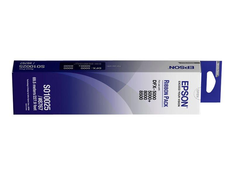 Epson 8767 - Schwarz - Nachfüllpackung für Druckerfarbband - für DFX 5000, 5000+, 8000, 8500