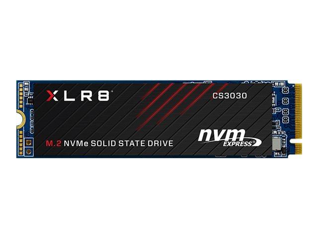 PNY CS3030 - Solid-State-Disk - 250 GB - intern - M.2 2280 - PCI Express