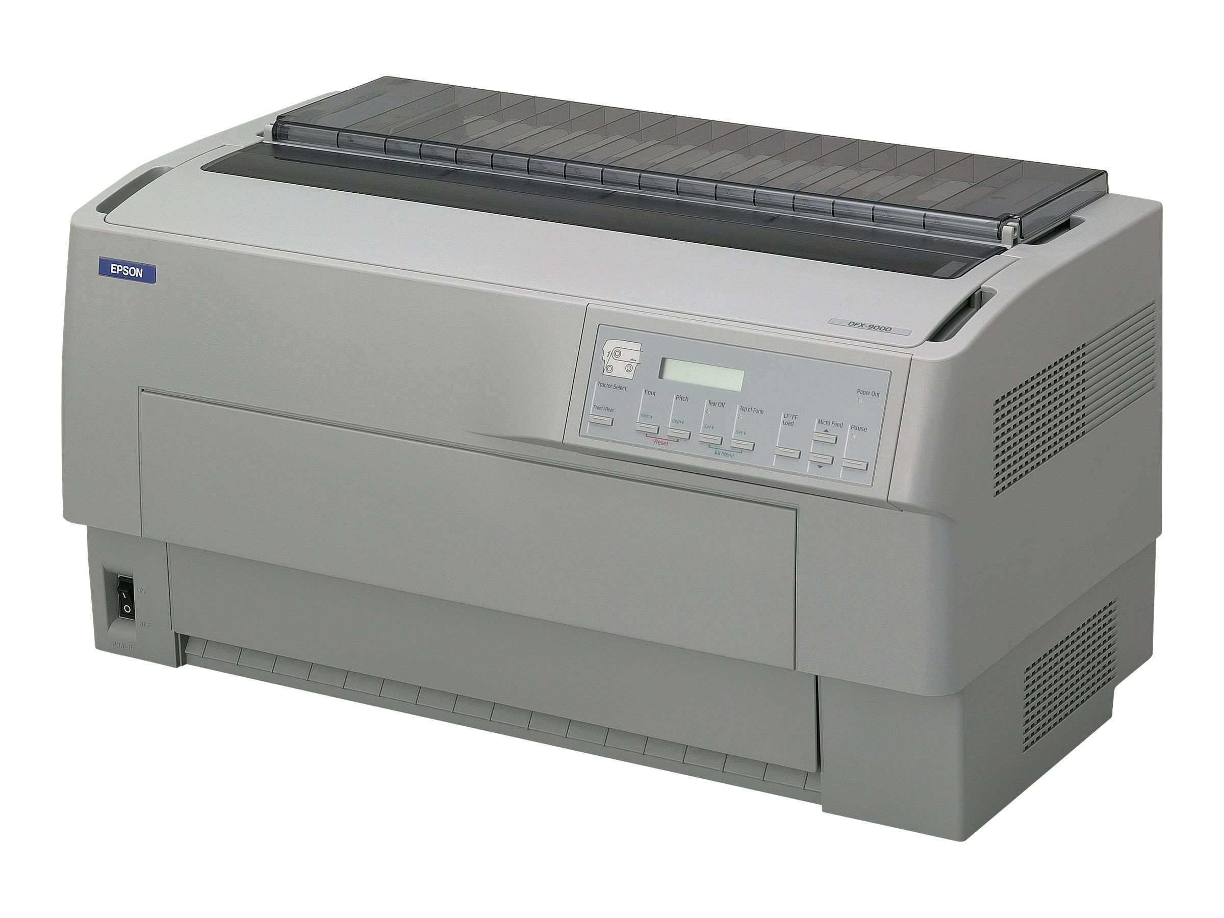 Epson DFX 9000N - Drucker - monochrom - Punktmatrix - 419,1 mm (Breite) - 240 x 144 dpi