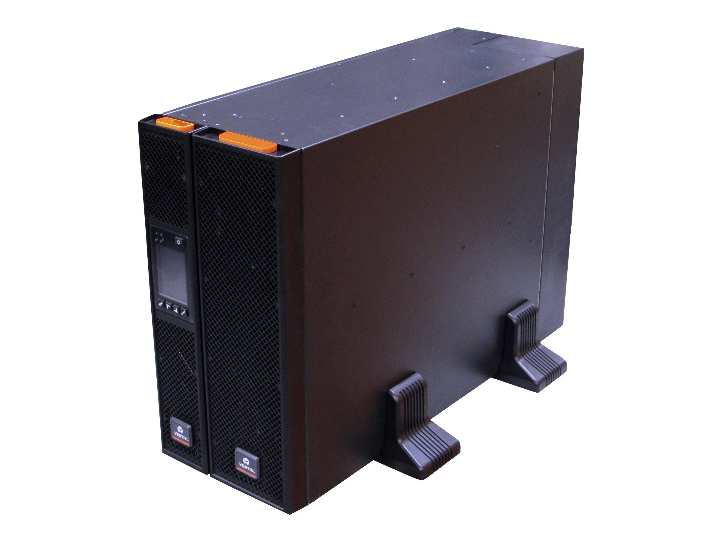 Liebert - USV (in Rack montierbar/extern) - Wechselstrom 230 V - 5000 Watt - 5000 VA - 16 x
