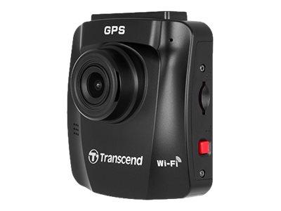 Transcend DrivePro 230 - Kamera für Armaturenbrett - 1080p / 30 BpS - 2.0 MPix - Wi-Fi - G-Sensor