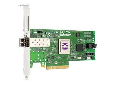 Emulex LightPulse LPe12000 - Hostbus-Adapter - PCIe 2.0 x8 Low-Profile - 8Gb Fibre Channel - für Dell PowerEdge 1950, M610, M710