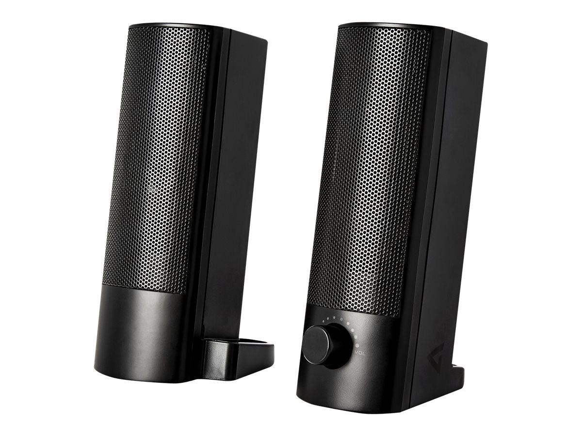 V7 SB2526-USB-6E - Lautsprecher - für PC - 5 Watt (Gesamt)