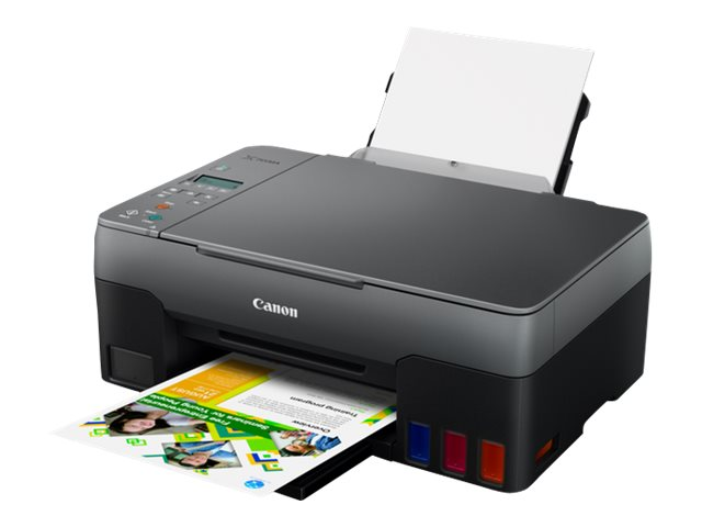 Canon PIXMA G3520 - Multifunktionsdrucker - Farbe - Tintenstrahl - refillable - A4 (210 x 297 mm), Letter A (216 x 279 mm) (Orig