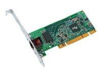 Intel PRO/1000 GT Desktop Adapter - Netzwerkadapter - PCI / 66 MHz - Gigabit Ethernet