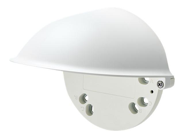 Samsung Wisenet SBV-120WC - Kamera-Wetterschutzabdeckung - Elfenbein - für WiseNet Q QNV-6010, 6020, 6030, 7010, 7030; WiseNet X