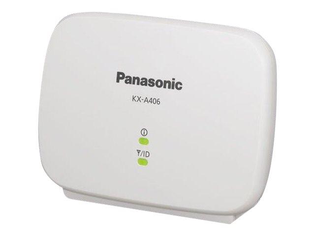 Panasonic KX-A406 - DECT-Repeater für schnurloses Telefon