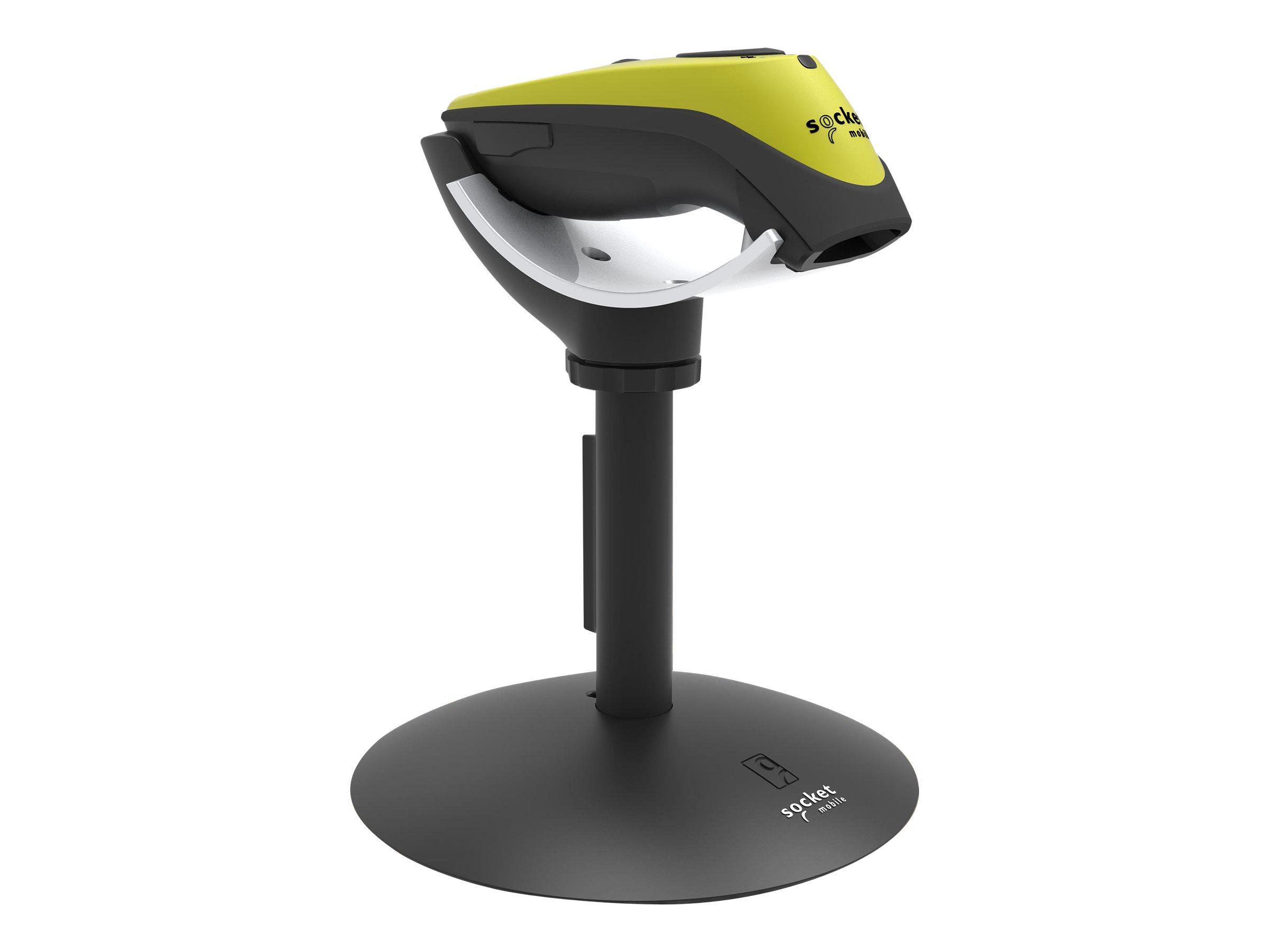 DuraScan D760 - Mit Ladestation - Barcode-Scanner - tragbar - 2D-Imager - decodiert