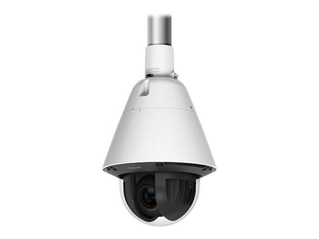 Canon VB-R12VE - Netzwerk-Überwachungskamera - PTZ - Aussenbereich - Vandalismussicher / Wetterbeständig - Farbe (Tag&Nacht)