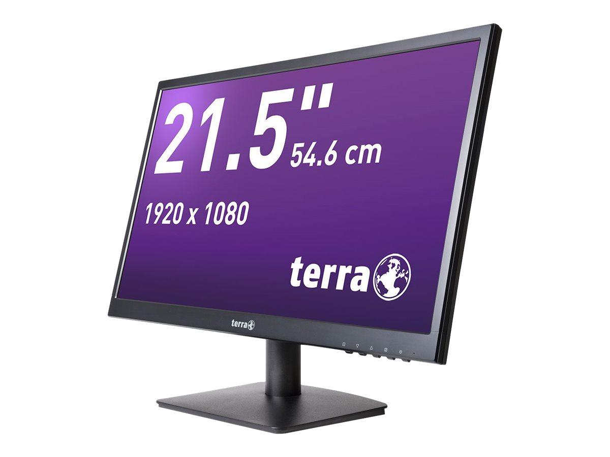 Wortmann TERRA 2226W - GREENLINE PLUS - LED-Monitor - 54.6 cm (21.5
