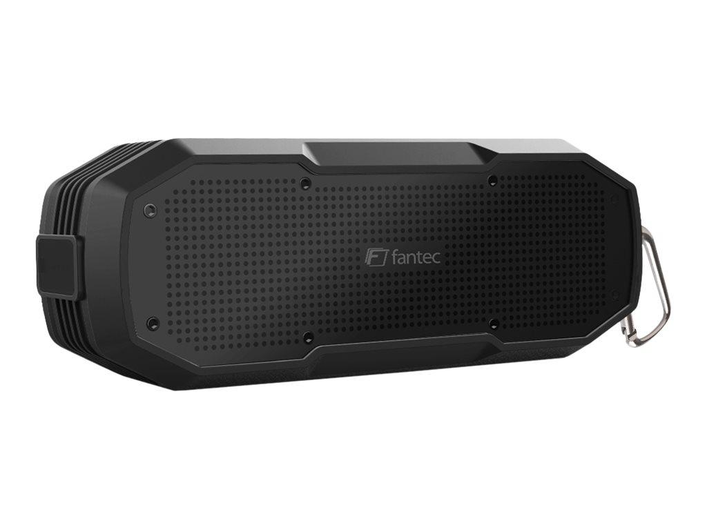 FANTEC Novi T30 - Lautsprecher - tragbar - kabellos - Bluetooth - 10 Watt