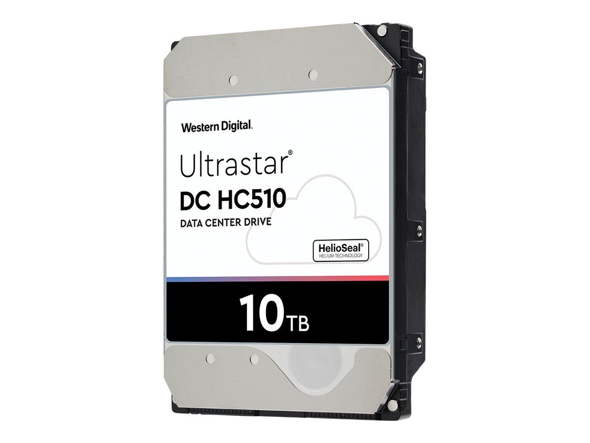 WD Ultrastar DC HC510 HUH721010ALE600 - Festplatte - 10 TB - intern - 3.5