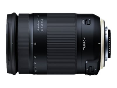 Tamron B028 - Zoomobjektiv - 18 mm - 400 mm - f/3.5-6.3 Di II VC HLD - Nikon F