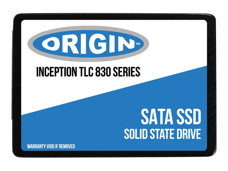 Origin Storage - Solid-State-Disk - 512 GB - intern - 3.5