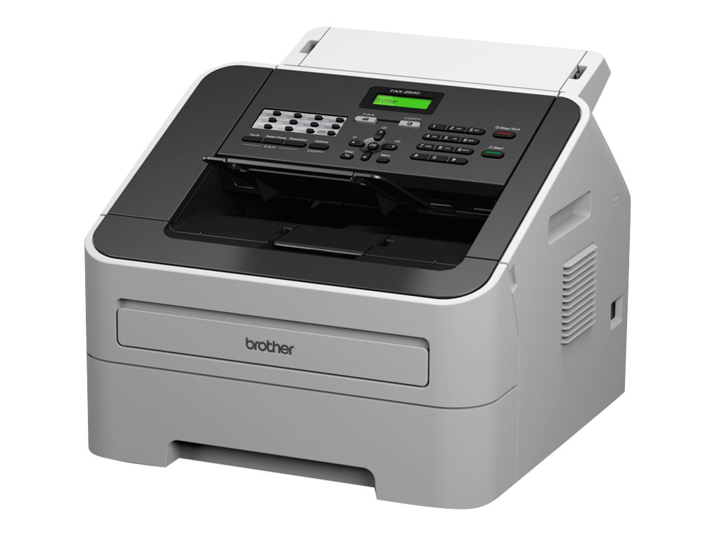 Brother IntelliFAX 2940 - Multifunktionsdrucker - s/w - Laser - Legal (216 x 356 mm) (Original) - A4/Legal (Medien)