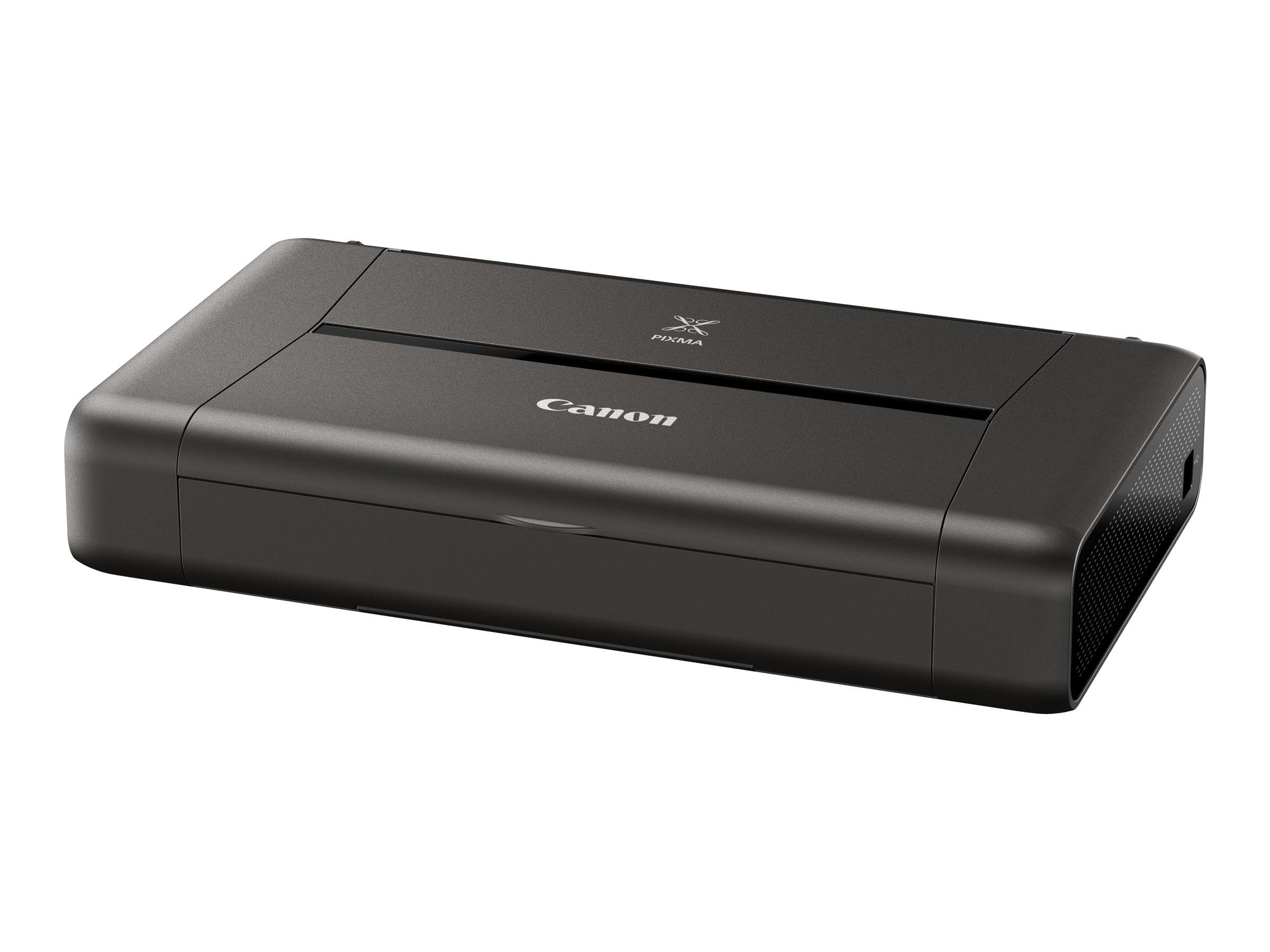 Canon PIXMA iP110 - Drucker - Farbe - Tintenstrahl - A4/Legal - bis zu 9 ipm (einfarbig)/ bis zu 5.8 ipm (Farbe)