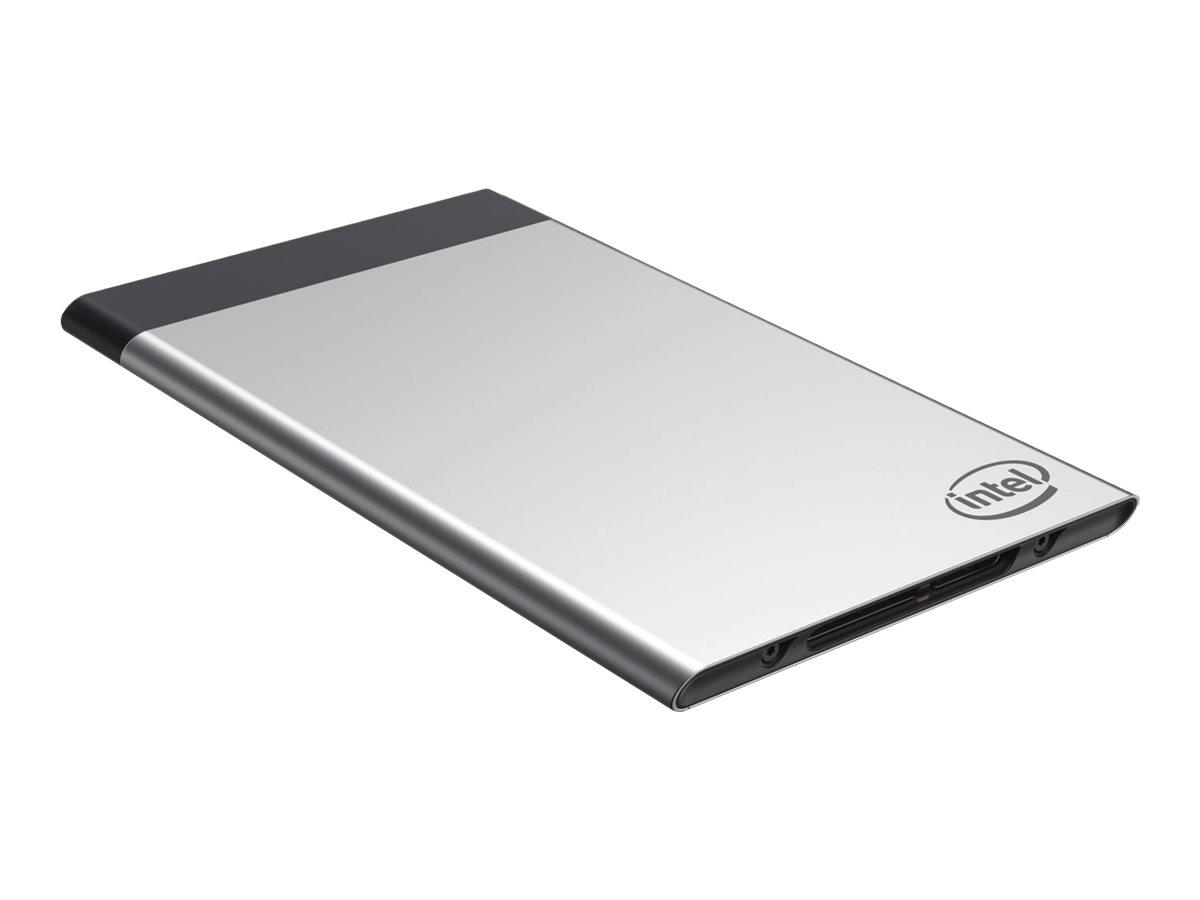 Intel Compute Card CD1P64GK - Karte - 1 x Pentium N4200 / 1.1 GHz - RAM 4 GB - Flash - eMMC 64 GB