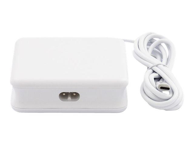 LMP USB-C Power Adapter 87W&12W - Netzteil - AC - 87 Watt - Ausgangsanschlüsse: 2