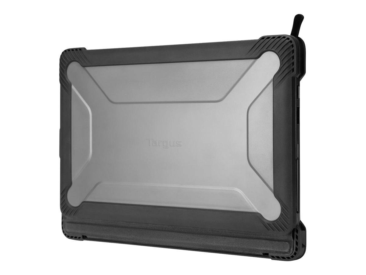 Targus SafePORT Rugged Max - Flip-Hülle für Tablet - widerstandsfähig - gehärtetes Polycarbonat, Thermoplastisches Polyurethan (
