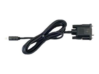 Brother - Kabel seriell - DB-9 (W) - für m-PRINT MW-120, MW-145BT; RuggedJet RJ-4030, RJ4030M-K, RJ-4040