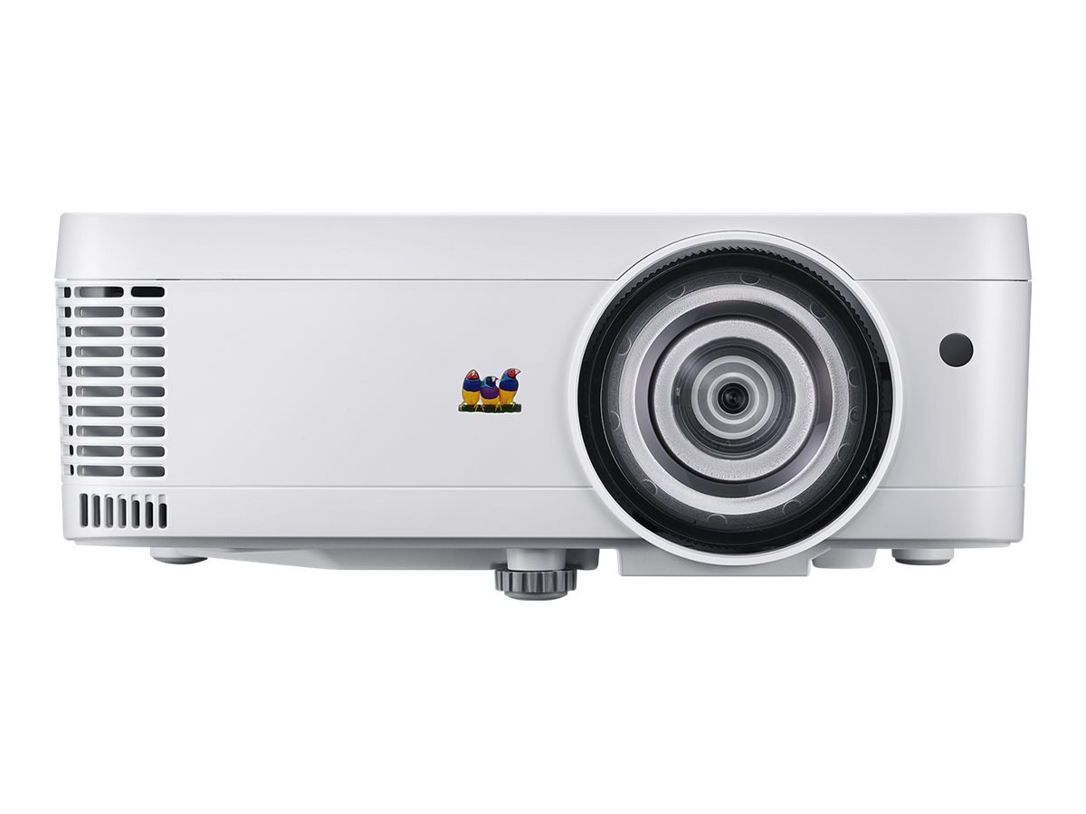 ViewSonic PS600X - DLP-Projektor - 3500 ANSI-Lumen - XGA (1024 x 768) - 4:3 - Short-Throw Fixed-Objektiv