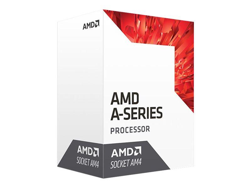 AMD A12 9800 - 3.8 GHz - 4 Kerne - 2 MB Cache-Speicher - Socket AM4 - Box