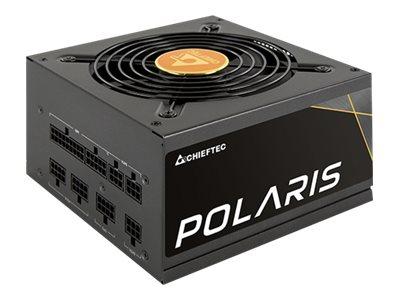 Chieftec Polaris Series 550W - Stromversorgung (intern) - ATX12V 2.4/ EPS12V - 80 PLUS Gold - Wechselstrom 100-240 V - 550 Watt
