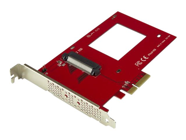StarTech.com U.2 auf PCIe Adapter für 2,5