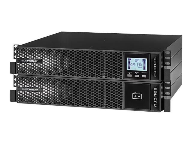 SALICRU SLC TWIN RT2 KIT 4000 - USV (in Rack montierbar/extern) - Wechselstrom 208/220/230/240 V - 4000 Watt - 4000 VA - RS-232,