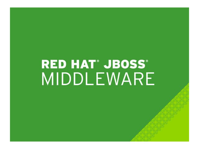 JBoss Enterprise Application Platform with Management - Standardabonnement (1 Jahr) - 16 Kerne
