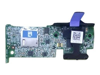 Dell ISDM and Combo Card Reader - Kartenleser (microSD) - für PowerEdge R440, R540, R640, R6415, R740, R740xd, R7415, R7425, R94