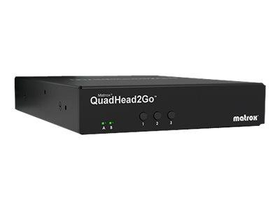 Matrox QuadHead2Go - Videowand-Controller - 4 x HDMI
