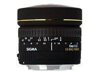 Sigma EX - Fischaugenobjektiv - 8 mm - f/3.5 DG - Nikon F