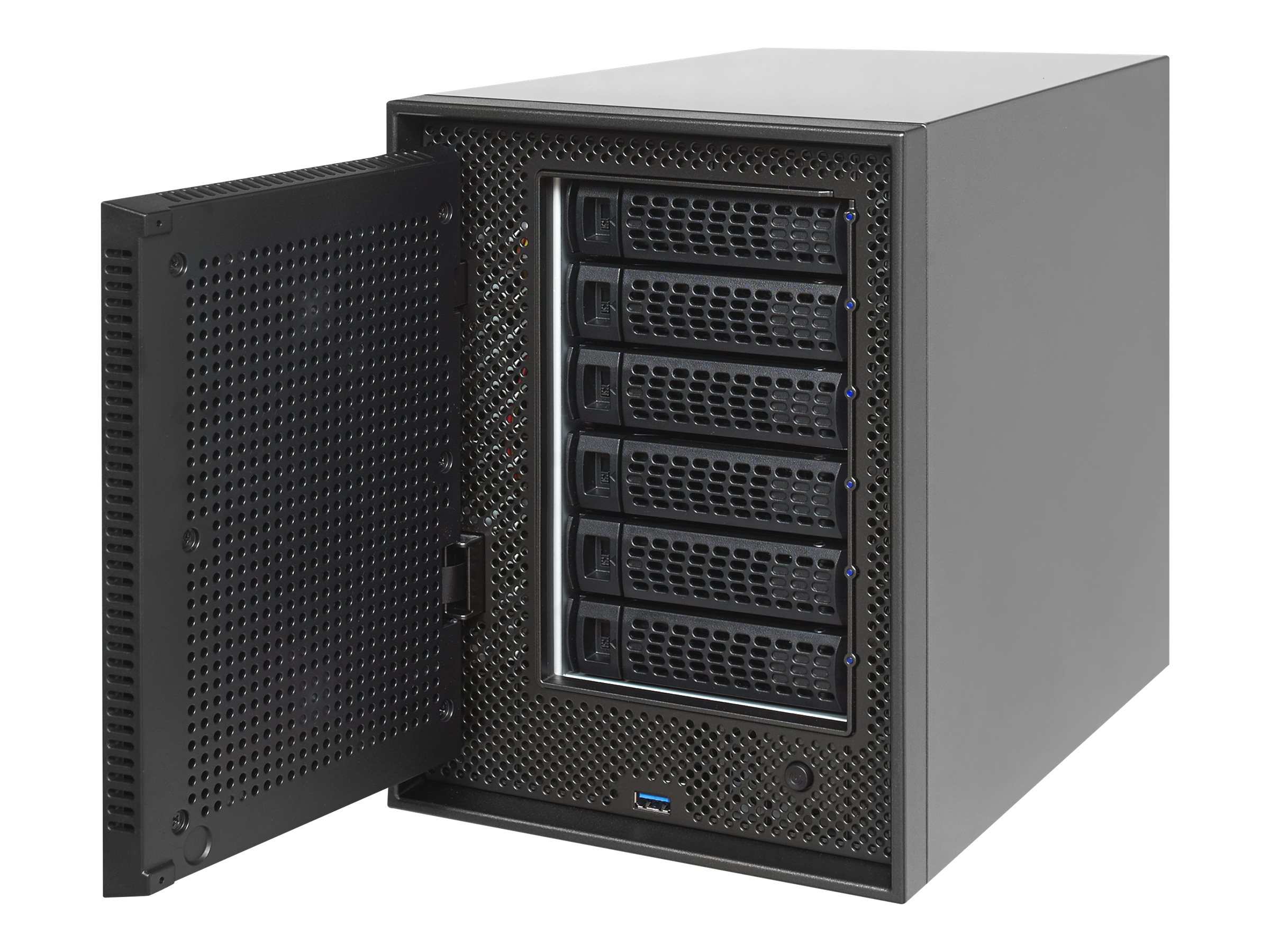 NETGEAR ReadyNAS 626X - NAS-Server - 6 Schächte - 36 TB - SATA 6Gb/s - HDD 6 TB x 6