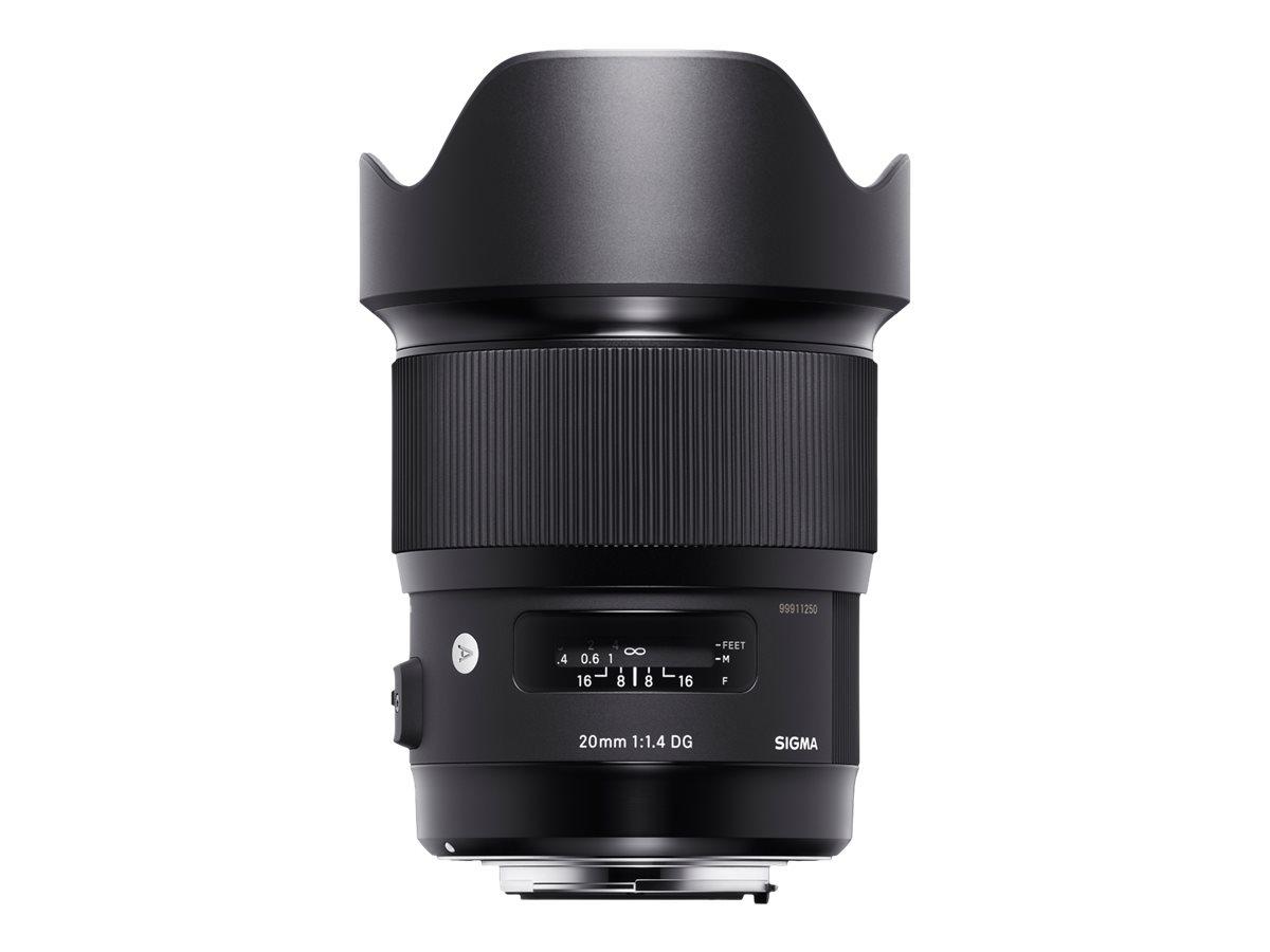 Sigma Art - Weitwinkelobjektiv - 20 mm - 20 mm - f/1.4 DG HSM - Canon EF