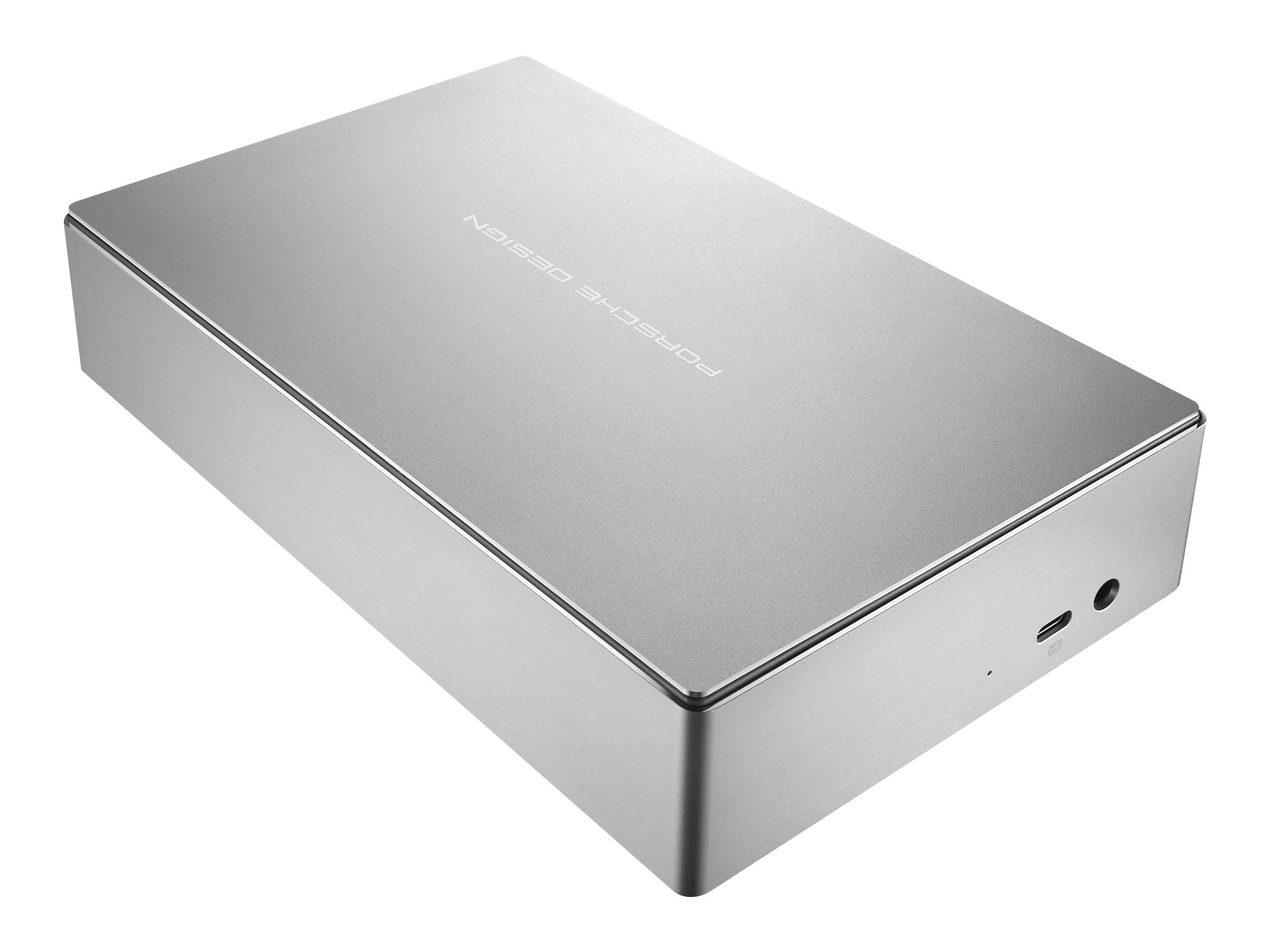 LaCie Porsche Design Desktop Drive STFE6000401 - Festplatte - 6 TB - extern (Stationär) - USB 3.1
