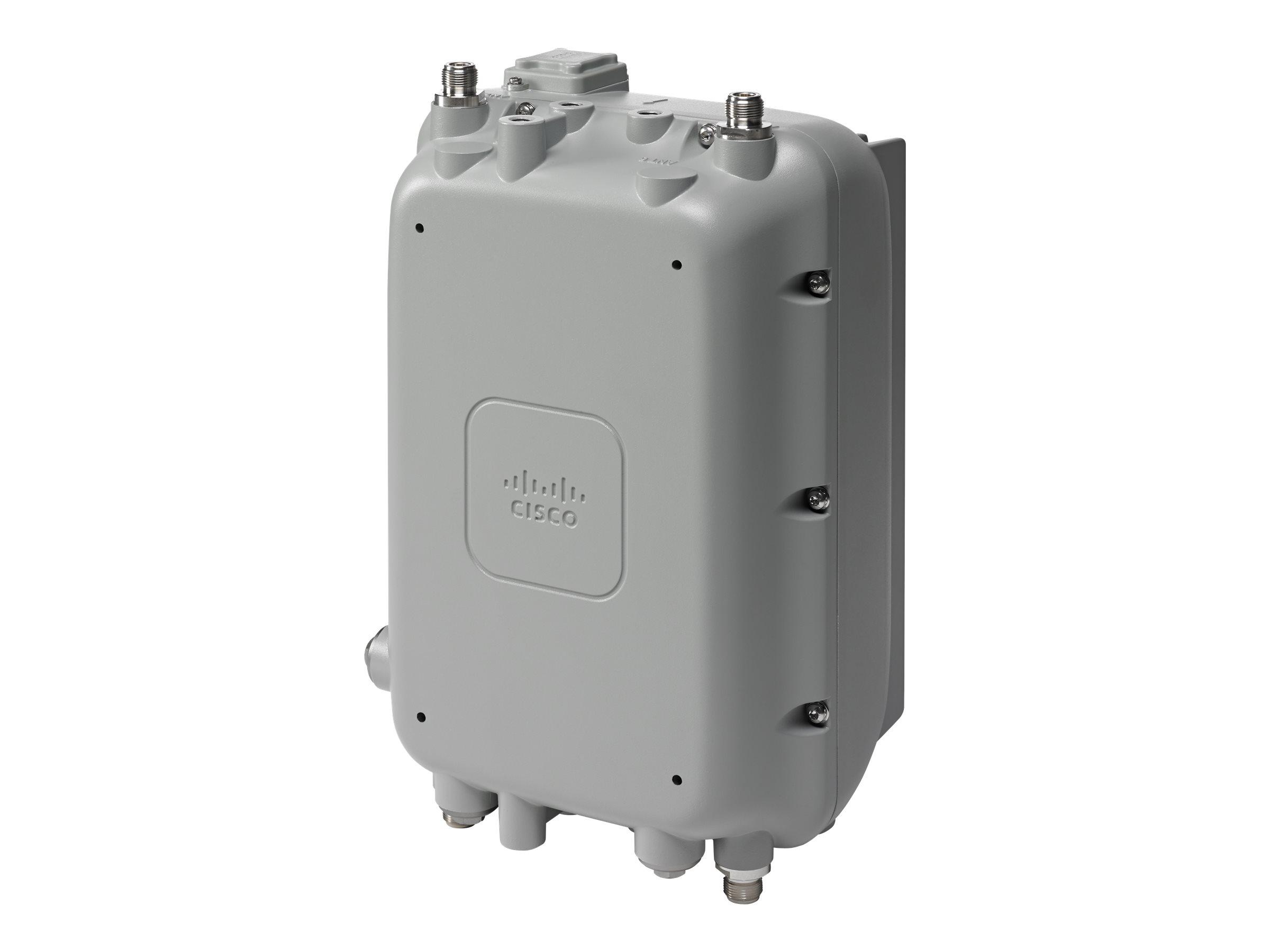 Cisco Aironet 1572EAC - Funkbasisstation - Wi-Fi - 2.4 GHz, 5 GHz - AC 120/230 V/DC 10 - 16 V