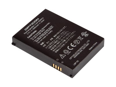 Opticon - Handheld-Batterie - 1 x Lithium-Ionen 3060 mAh - für Opticon H21 1D, H21 2D, H22