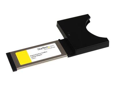 StarTech.com ExpressCard auf PCMCIA CardBus Adapter - Laptop PC Card Adapter für Expresscard 34mm Schacht - CardBus-Adapter - Ex