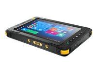 Getac EX80 - Tablet - Atom x5 Z8350 / 1.44 GHz - Win 10 Pro 64-Bit - 4 GB RAM - 128 GB eMMC