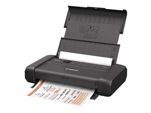 Canon PIXMA TR150 - Drucker - Farbe - Tintenstrahl - A4/Legal - bis zu 9 ipm (einfarbig)/ bis zu 5.5 ipm (Farbe)