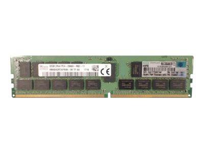 HPE SimpliVity - DDR4 - 192 GB: 6 x 32 GB - DIMM 288-PIN - 2666 MHz / PC4-21300 - 1.2 V