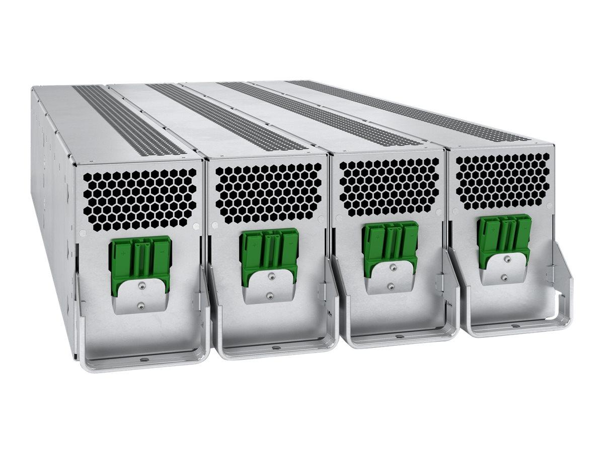 Schneider Electric - UPS-Batteriestränge - 4 x Bleisäure 7 Ah
