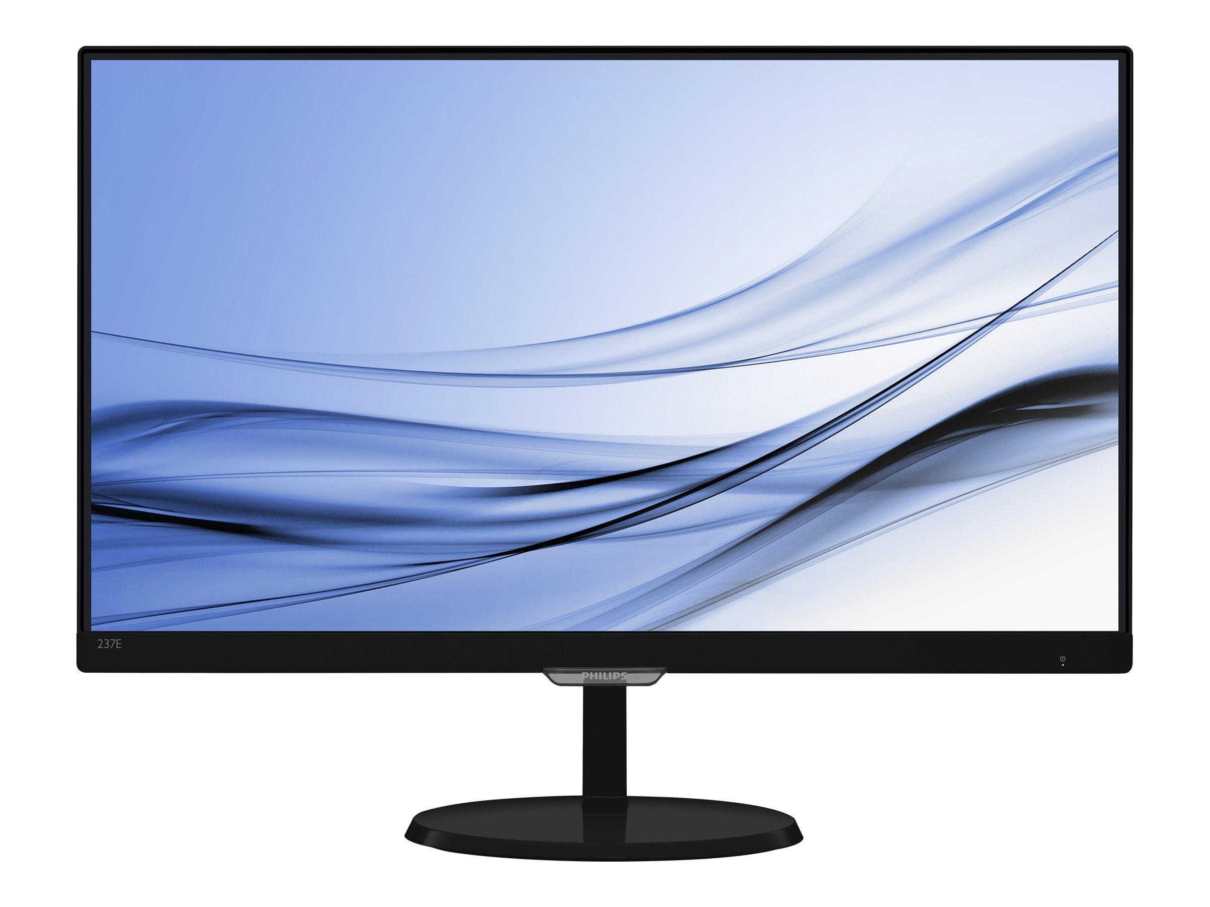 Philips E-line 237E7QDSB - LED-Monitor - 58.4 cm (23
