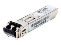 D-Link DEM 310GT - SFP (Mini-GBIC)-Transceiver-Modul - GigE - 1000Base-LX - LC - bis zu 10 km