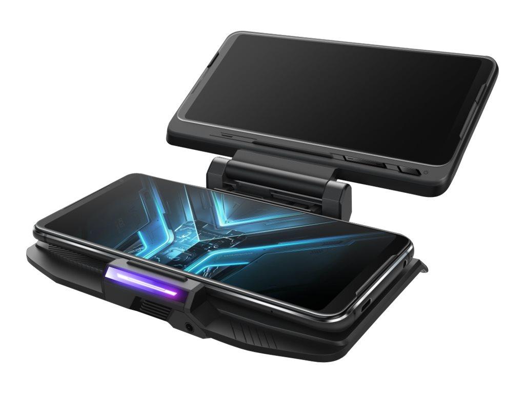 ASUS TwinView Dock 3 - Befestigung von zwei Bildschirmen für Handy - Schwarz - für ASUS ROG Phone 3