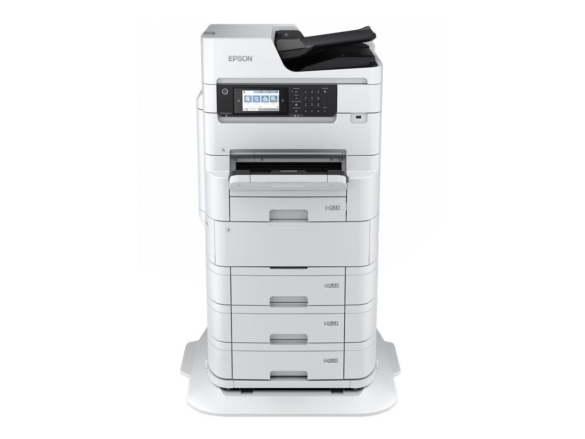 Epson WorkForce Pro - Multifunktionsdrucker - Farbe - Tintenstrahl - A3 (297 x 420 mm) (Original) - A3 (Medien)