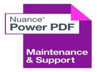 Kofax Software Maintenance - Technischer Support - für Kofax Power PDF Advanced (v. 3.0) - 1 Benutzer - academic, Volumen - Leve
