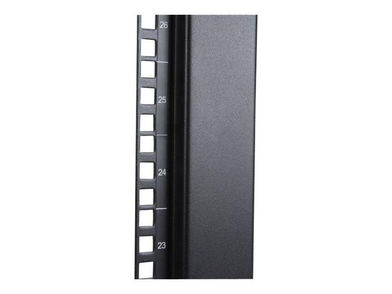 StarTech.com Rack Etikett bis zu 49HE - 2er Pack - Rack-Höhenidentifikationsetiketten - 49U (Packung mit 2)